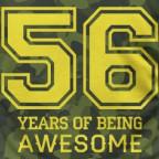 56 лет