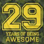 29 лет
