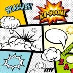 Комиксы и супергерои