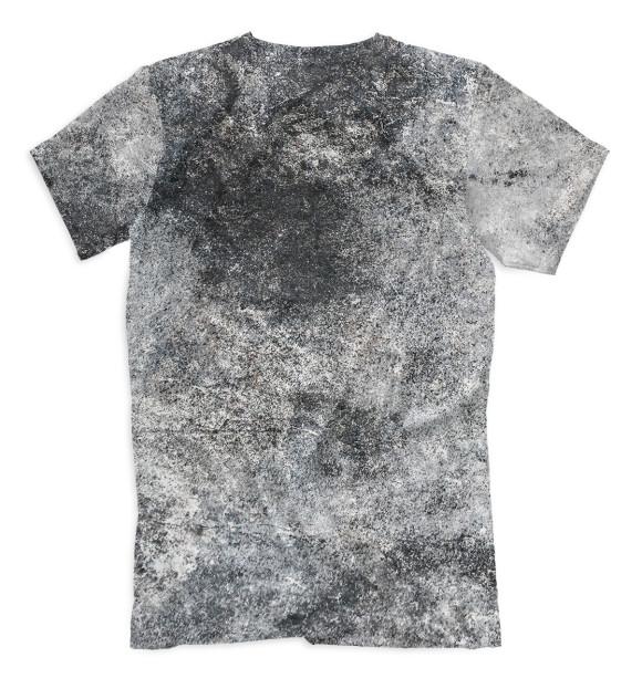 Мужская футболка с изображением She Believed She Could So She Did цвета Белый