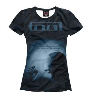 Женская футболка Tool