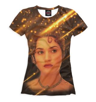 Женская футболка Роуз Дьюитт Бьюкейтер