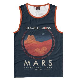 Мужская майка Mars Adventure Camp