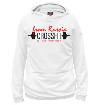 Мужское худи Crossfit tlite fitness
