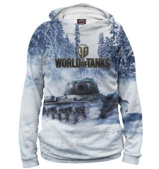 Худи для мальчика World of Tanks