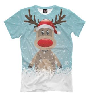 Мужская футболка Rudolf