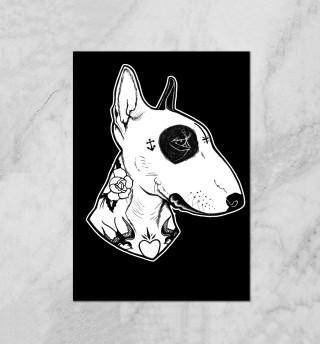 Пёс в татуировках