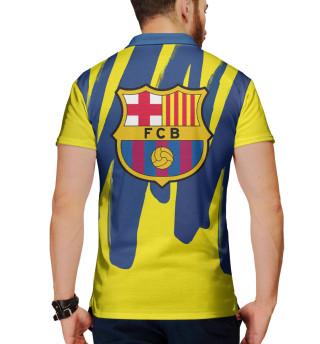 Герб FC Barcelona