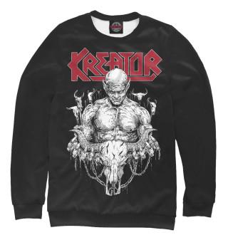 Мужской свитшот Kreator - thrash metal band