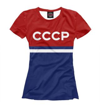 Футболка для девочек СССР