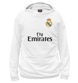 Худи для девочки Форма Реал Мадрид