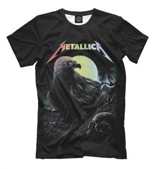Мужская футболка Metallica