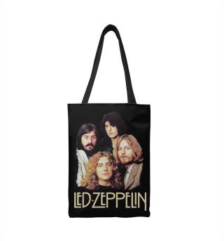 Сумка-шоппер Led Zeppelin