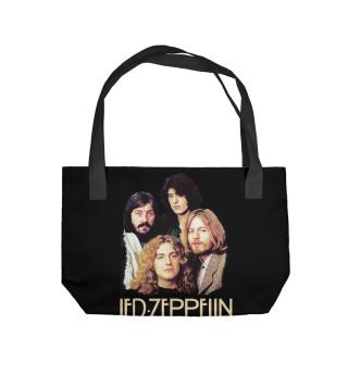 Пляжная сумка Led Zeppelin