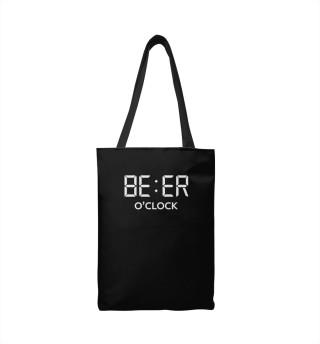 Сумка-шоппер Beer o'clock