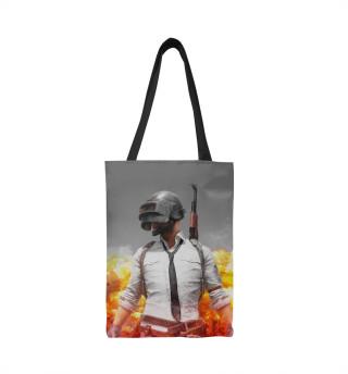 Сумка-шоппер PUBG FIRE