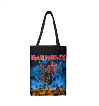 Сумка-шоппер Iron Maiden
