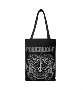 Сумка-шоппер Powerwolf
