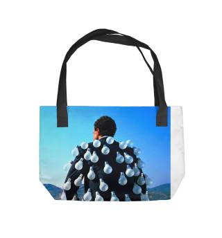 Пляжная сумка Delicate sound of thunder