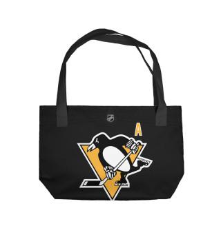 Пляжная сумка Малкин Форма Pittsburgh Penguins 2018