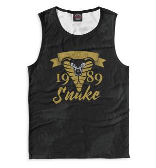 Год змеи — 1989
