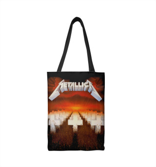Сумка-шоппер Metallica Master of Puppets