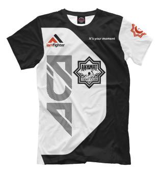 Мужская футболка Akhmat Fight Club