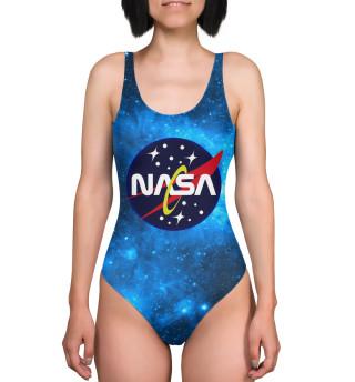 Купальник-боди NASA