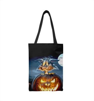 Сумка-шоппер Хэллоуин