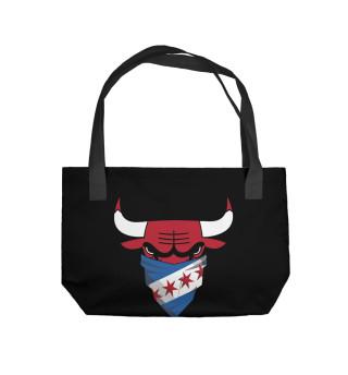 Пляжная сумка USA Bulls