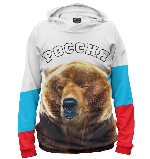 Медведь подмигивает