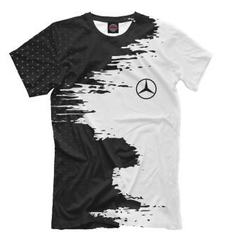 Мужская футболка MERCEDES-BENZ sport