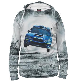 Мужское худи Subaru