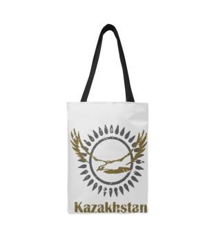 Сумка-шоппер Солнечный Казахстан