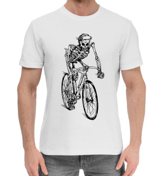 Мужская хлопковая футболка Cool racer