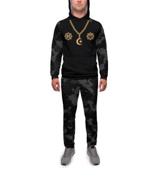 Мужской спортивный костюм Akhmat Club