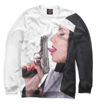 Монашка с пистолетом