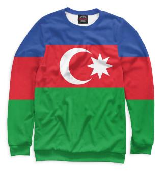Мужской свитшот Азербайджан