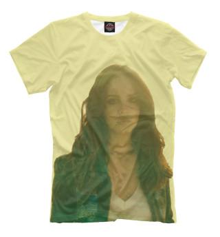 Мужская футболка Lana