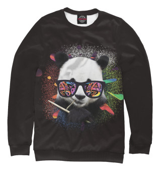 Мужской свитшот Панда в очках