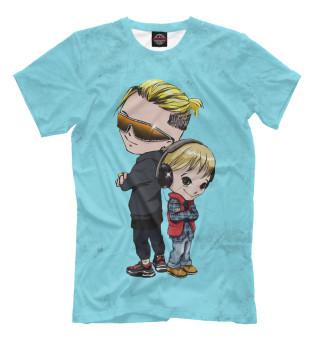 Мужская футболка Элджей