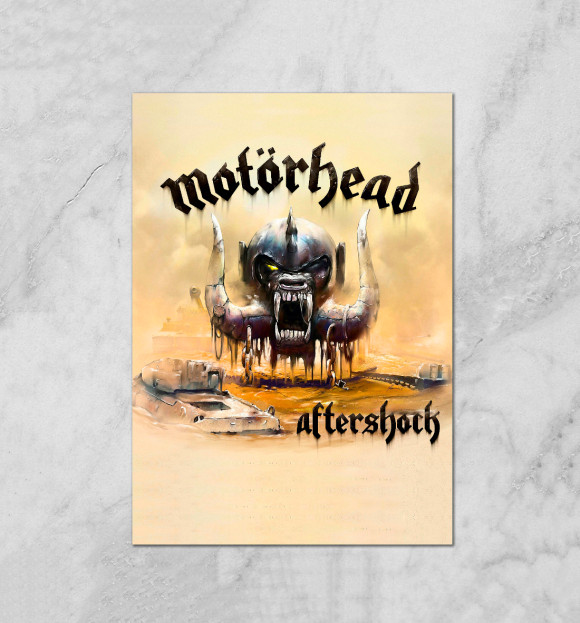 Motorhead Aftershock