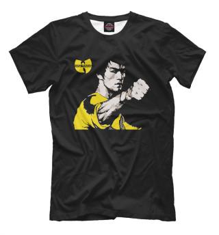 Мужская футболка Wu-Tang - Bruce Lee