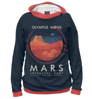 Женское худи Mars Adventure Camp