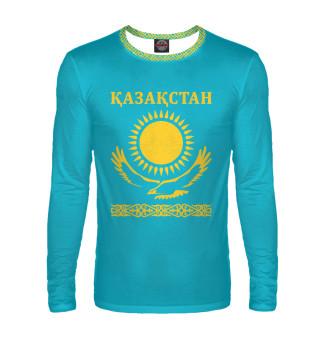 Мужской лонгслив Казахстан