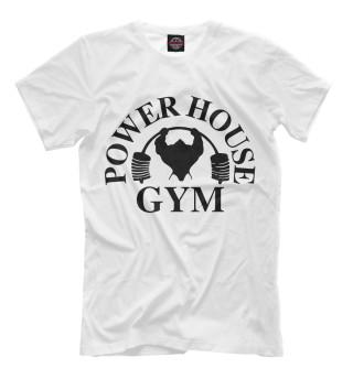 Мужская футболка Тренажерный зал