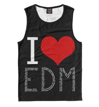 I love EDM
