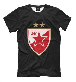 Мужская футболка Црвена Звезда