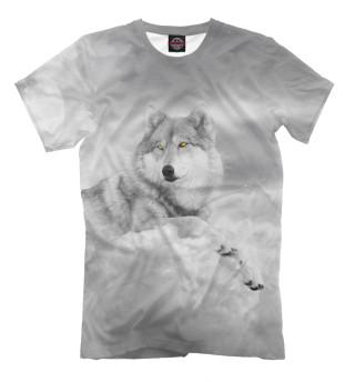 Мужская футболка KingWolf