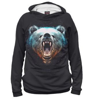 Мужское худи Dark Bear
